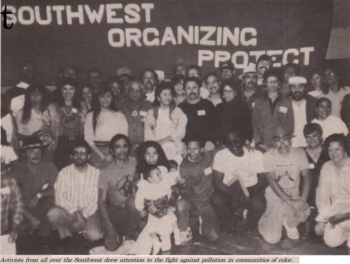 southwestorganizaingproject